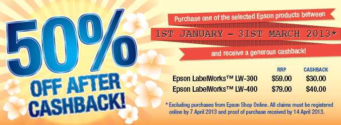 Epson LabelWorks LW 300   why ridiculous (and drop) shipping kills an awesome deal.